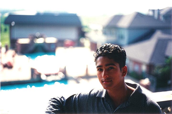 Faisal Shaikh 1975 - 2001